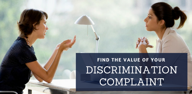 value-of-discrimination-complaint